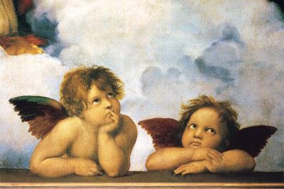 Raphael-cherubini